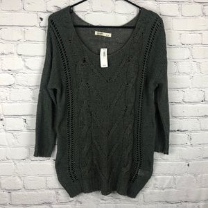 NEW! Old Navy Knit Sweater Size Large